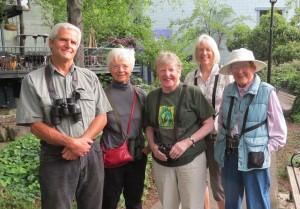 Dipper Walk, 5-23-2014, Bluebird Park